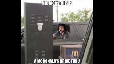 Daveed makes an order