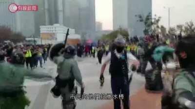[22 Dec] Hongkong's rally on supporting Uyghurs