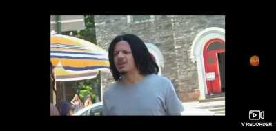 Eric Andre is... A person that exists