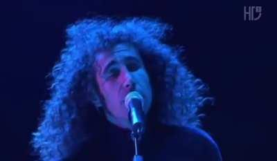 SOAD live is a gold mine for this stuff