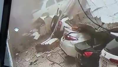 Немного ветренно в Саудовской Аравии