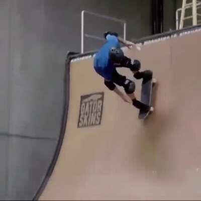 Tony Hawk being just as skilled at 52