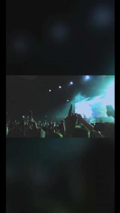 Juice WRLD's last ever concert in Melbourne was 1 year ago today, so I made this little highlight video of some of my footage from that night to post on my story and I thought you guys might like it!