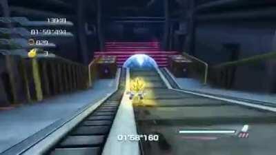 Sonic '06 everyone