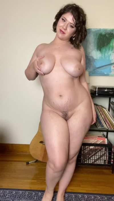 See how I jiggle? Now picture what I'll look like bouncing on your cock.