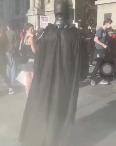 2020 is so crazy, Batman is here