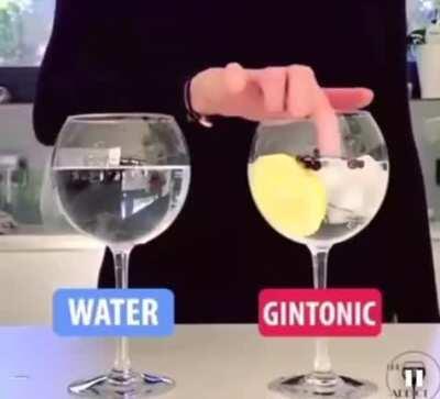 Как звучат разные напитки