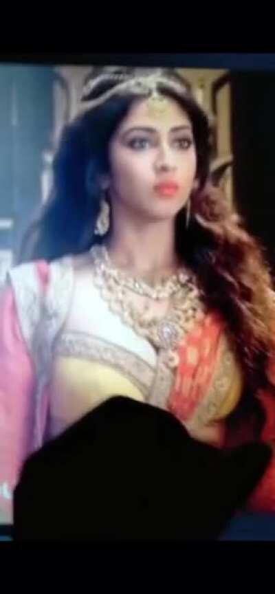 Draining every drop of cum I have to the amazing Sonarika bhadoria 😩💦💦💦