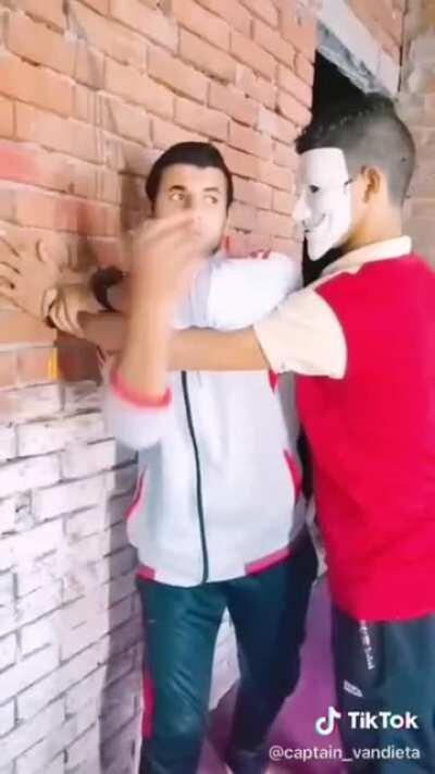 Self-defense gone wrong