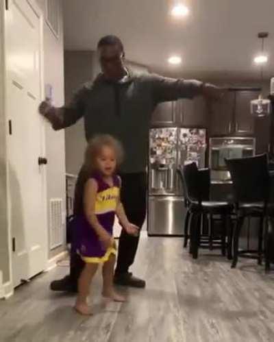 Just a fun dance