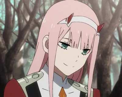 Zero Two always makes my day better