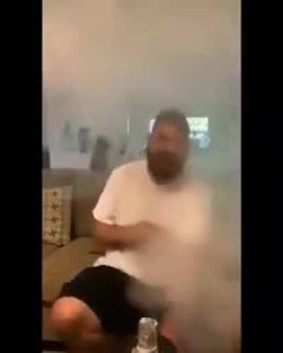 vacuum weed