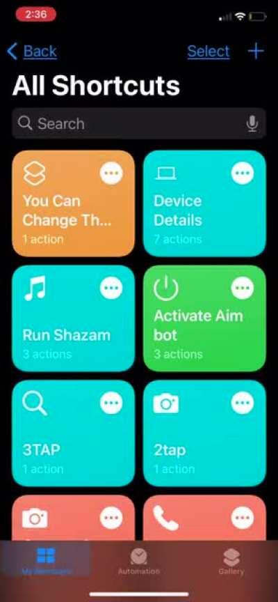 How to make Helth app (you dont need any jailbreak or special stuff like I have, the app should be already downloaded)