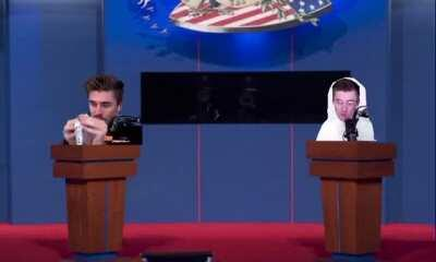 How it felt watching the presidential debate