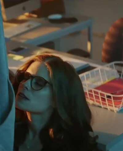 Kate Mara as a sexy teacher