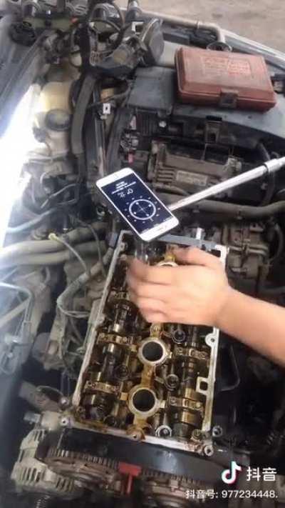Torque wrench app