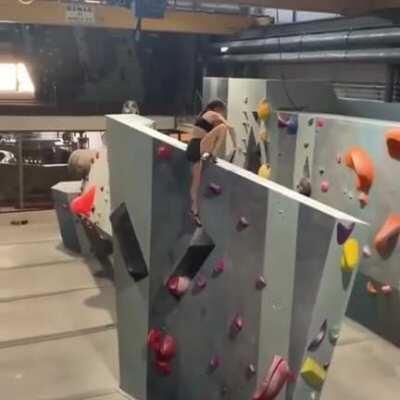 Girl Just Hanging Around