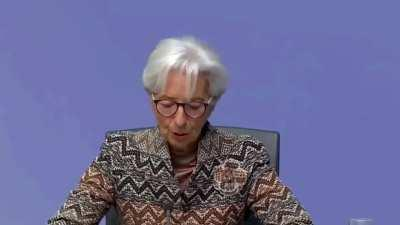 Christine Lagarde explains Bitcoin