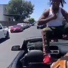 WCGW if I use my buddy's car for my rap video