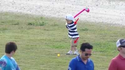 Toddler Swing Analysis