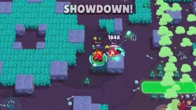 Video by YouTuber Rey, showcasing a new character in an upcoming update to Brawl Stars