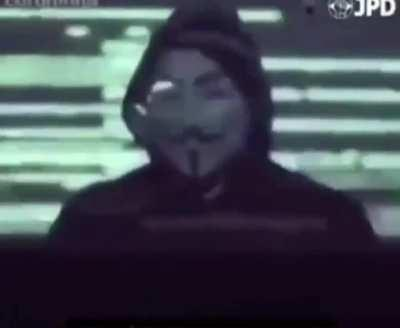 Pronunciamento OFICIAL da Anonymous BR