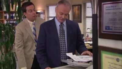 I just wish Creed's scenes never got deleted