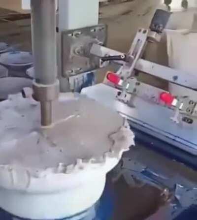 Forbidden marshmallow fluff