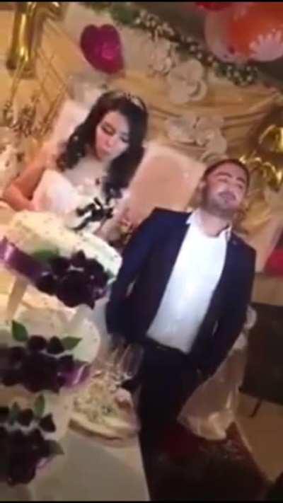 Poor bride