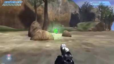 Not the best quality, but I hope you enjoy. (Halo:CE cursed mod)