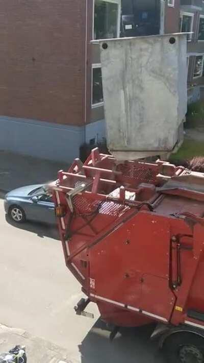 How the Dutch gets rid of their trash