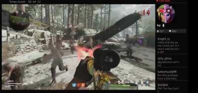 Ray Gun Gameplay Cold War