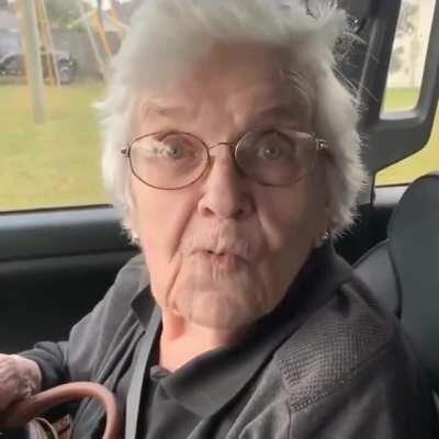 Grandma's word is final