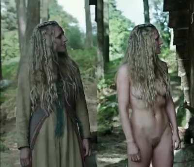 Maude Hirst in Vikings [On|Off]