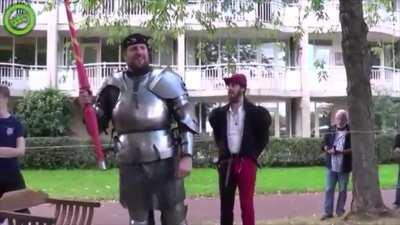 Head vs. Armor
