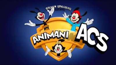 Here's my virgin take on this Animaniacs meme (also posted on Twitter).