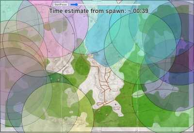 [WOODS] Spawn timings visualized