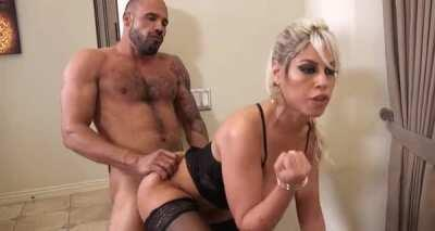 Busty MILF Bombshell Cuckolding And Humiliating Her Hubby