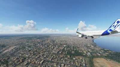 Someone told me the approach at Patna was hard | FS2020