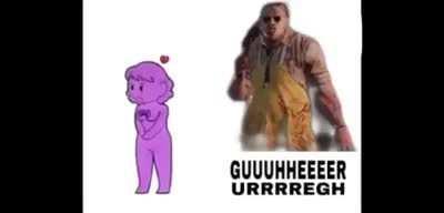 Bubba says urrrREGH