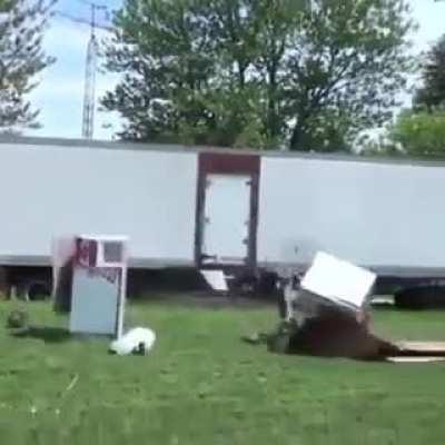 Canadian Redneck Stuntman