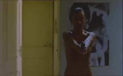 Marlène Jobert (Eva Green's mother)-La guerre des polices (1979)