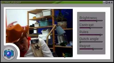 cool webcam pic