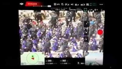 China committing crimes against humanity