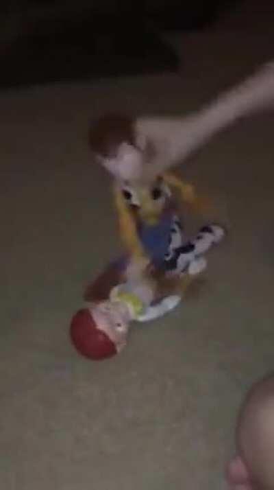 Woody Didn't Win!