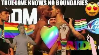 love conquers all! 🧡💛💚💚💙💜