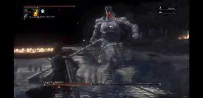 Guys, I don't remember this boss being in the game? (source will be posted in the comments)