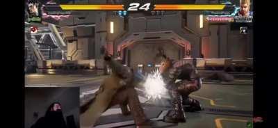 How high rank players teach low rank players about Tekken basics.
