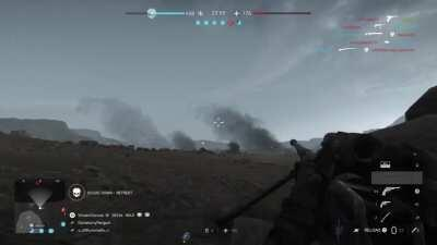 Battlefield V is a horror game