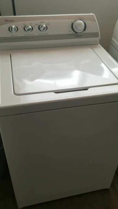 Washing machine be grooving